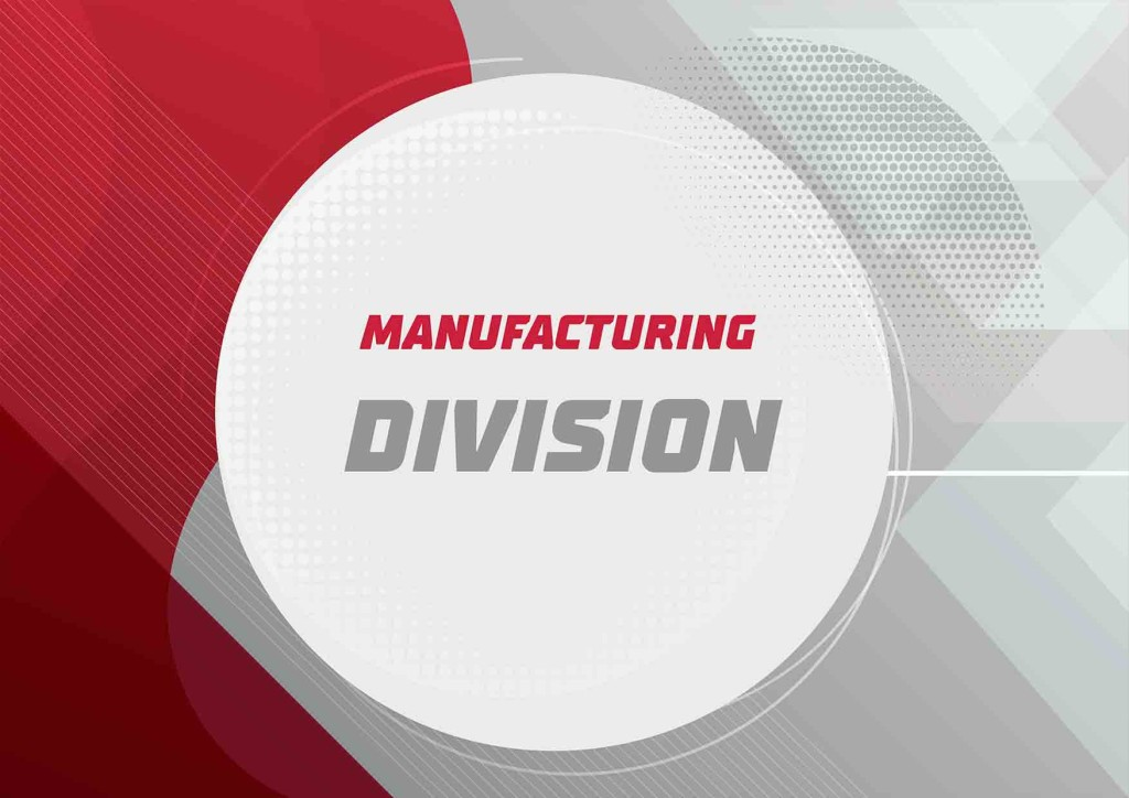 manufacturing division cassioli