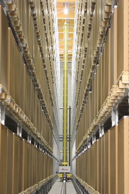 movimentazione industriale - magazzini automatici
