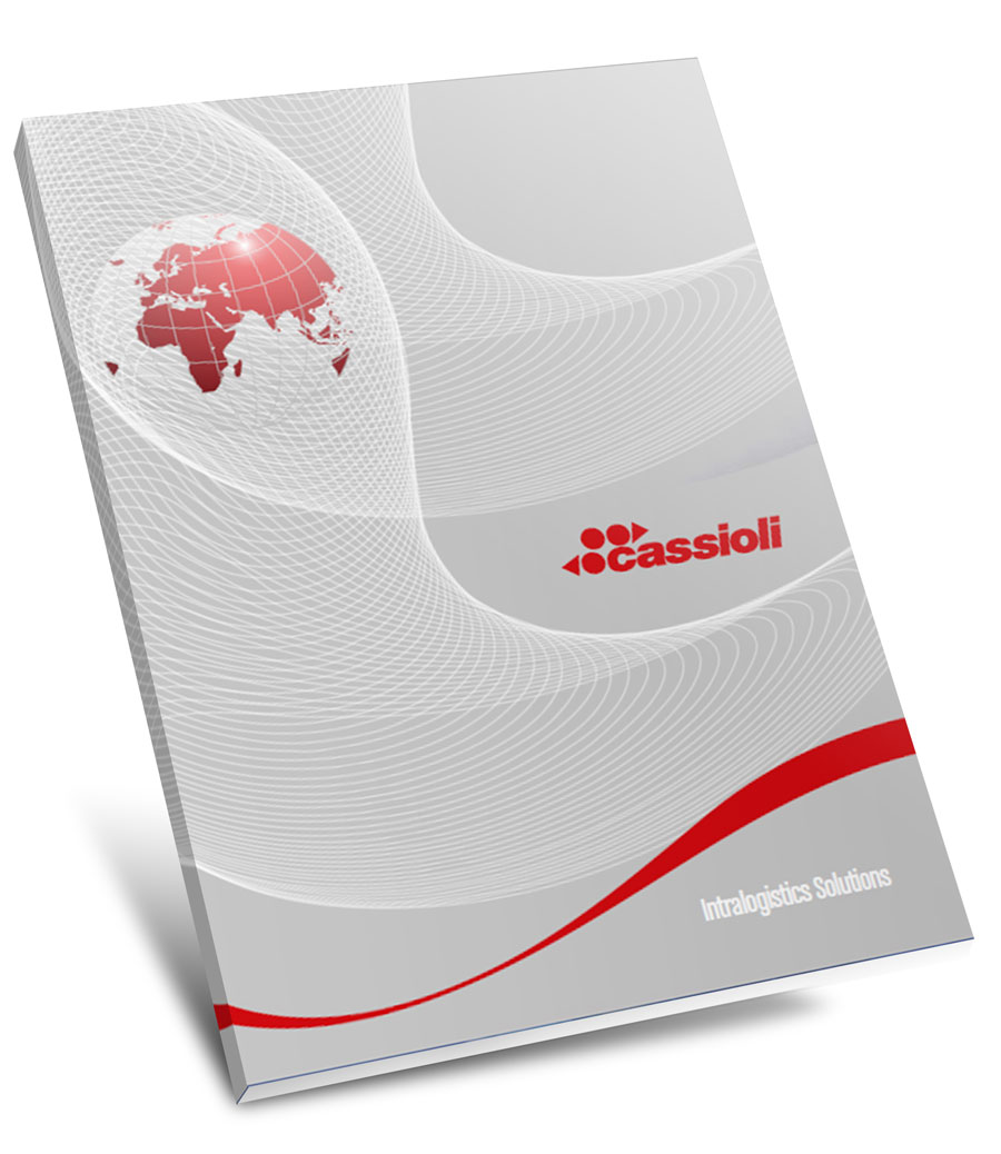 brochure intralogistic solution