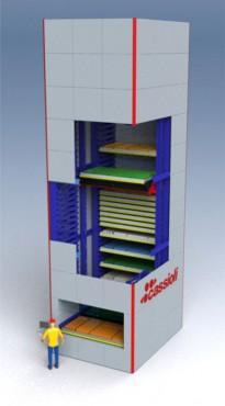 Magazzini verticali Vertimax