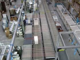 Conveyors - sistemi di movimentazione - trasportatori