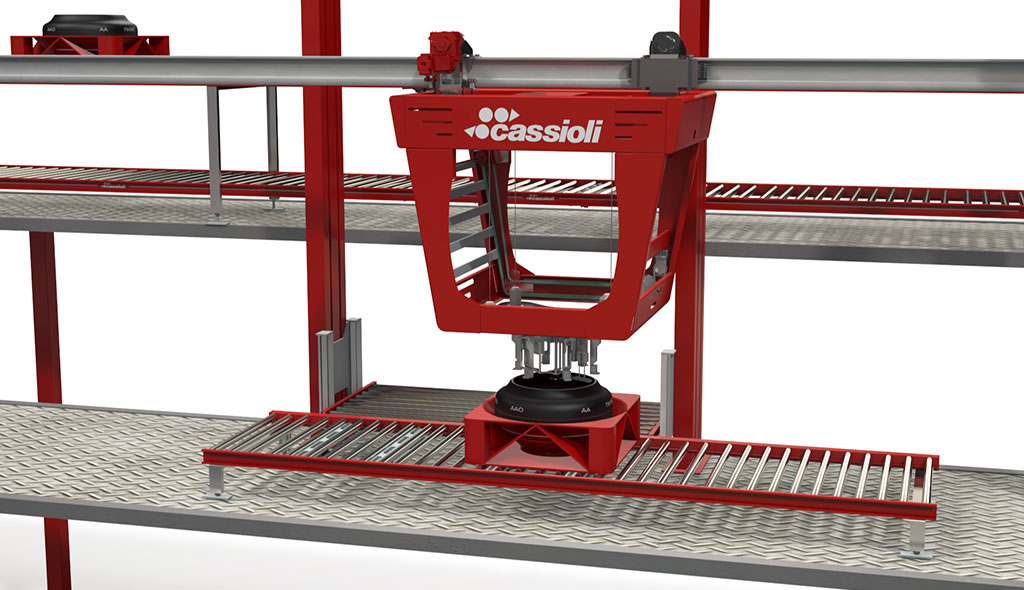 electric monorail system cassioli