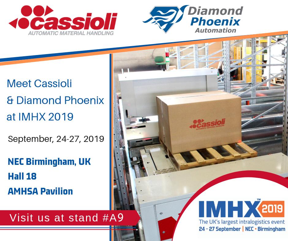 cassioli at IMHX 2019