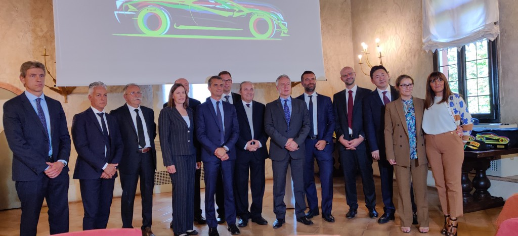 Pirelli Supplier Awards 2019- Cassioli