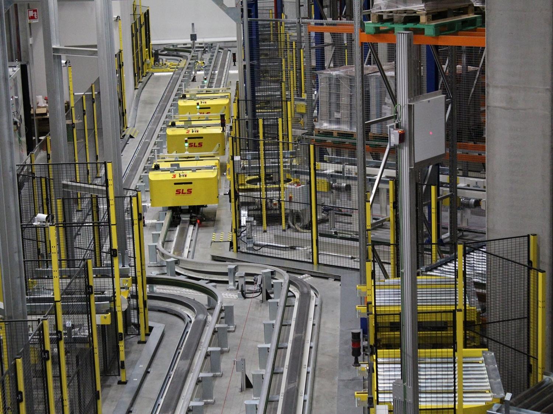 Shuttle Loop System Floor 1500x1125